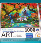 NEW! 1000 Piece ART Jigsaw Puzzle - Your Choice Between 3 Different - SEALED!