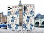 DISNEY Floral Stitch Pattern Phone Case