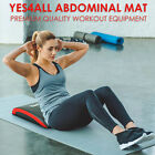 YES4ALL ABDOMINAL MAT AB EXERCISE PAD WEDGE FOR ABS WORKOUT SIT UP CORE TRAINER image