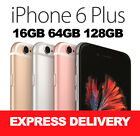 Apple Iphone 6 Plus 16gb 64gb 128gb 4g 100% Factory Unlocked Refurbished