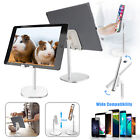 Portable Aluminum Desk Desktop Phone Stand Holder For iPad Tablet iPhone Samsung