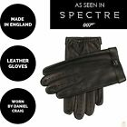 James Bond 007 Spectre Leather Driving Gloves by DENTS Unlined Made In England $120.96 USD on eBay