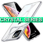iPhone 7,8,XR,XS,Max,11 Pro,CASE UltraThin Shockproof Clear Protective GEL Cover