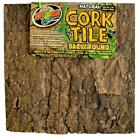 Zoo Med Natural Cork Tile Terrarium Background Reptile