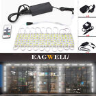 US White SMD 5050 6 Leds Module Light Waterproof IP65 For Sign Advertising Lamp
