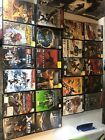 Playstation 2 Ps2 No Manual Game Lot You Choose  ratchet and clank xmen star war