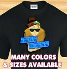 BURRITO INCOGNITO - Funny Mission Impossible Spy Parody - CUSTOM T-SHIRT $16.0 USD on eBay