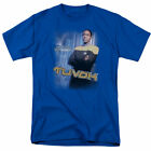 "Star Trek: Voyager ""Tuvok"" T-Shirt on eBay"