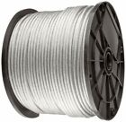 Vinyl Coated STAINLESS STEEL Cable 3/32 - 1/8, 7x7: 50,100, 250, 500 and 1000 Ft