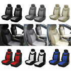 Leather like 2 Front Car Seat Covers for Dodge #4257 $27.09 CAD on eBay