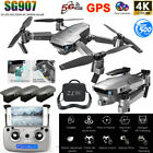 SG907 GPS Drone w/ 4K HD Dual Camera 5G Wifi FPV Drone RC Quadcopter Follow Me