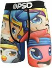 PSD Underwear Men's Ninja Friends Boxer Briefs