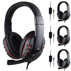 Cuffie Auricolare Gaming da Gioco Headset con Microfono per PC PS4 Xbox One