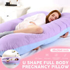 Kyпить Pregnancy Pillow Maternity Belly Contoured Body Pregnant U Shape Feeding  x на еВаy.соm