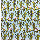 Organic Cotton Quilting Fabric 1/2y Across The Pond Cloud 9