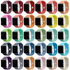 Kyпить Silicone Band Strap for Apple Watch Series 1/2/3/4/5 iWatch Sports 38/42/40/44mm на еВаy.соm
