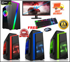 Fast Intel Core I5 Gaming Pc Computer 8gb Ram 1tb Hdd Windows 10 Gt 710 2gb Wifi
