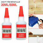 20/50g Mighty Tire Repair Glue Welding Agent Fast Repair Universal Tools N6c0