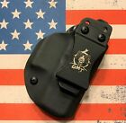 Custom Kydex Holster for the Glock 42, 43, 43x and 48 IWB (Camo and Carbon Fiber