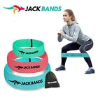 Set of 3 Fabric Fitness Resistance Bands, Anti Slip Loop Band for Booty Butt Hip image
