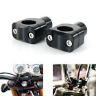 "25.4mm 1"" Handlebar Clamp Riser Fit For Harley Davidso Dyna Switchback 2012 2013 $23.97 USD on eBay"