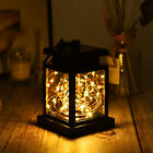 FixedPriceled solar yard garden hanging lamp waterproof night light lantern outdoor decor