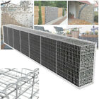 Home Garden Gabion Wall Basket with Cover Erosion Control Or Landscaping