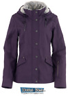 Noble Equestrian Women's Stable Ready Canvas Jacket Grape Royale