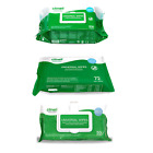Clinell Universal Wipes - Choose Pack Size & Quantity CW200, BCW72 and CWCP50