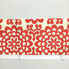 Quilting Cotton Fabric 5x36* Remnant Amy Butler Lotus Flower Scrap Red