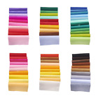 10~12Pcs 298~300mm Square Non Woven Fabric Embroidery Needle Felt for DIY Crafts