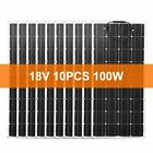 Flexible Monocrystalline Solar Panel For Car And Home Tool Supplies Photovoltaic