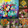 5D DIY Full Drill Diamond Painting Flower Bouquet Cross Stitch Embroidery L&6