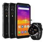 BV9900 Pro Thermal Camera Blackview Mobile Phone 48MP Smartphone  X1 Smartwatch