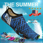 Mens Womens Water Shoes Quick Dry Barefoot for Swim Diving Surf Aqua Sport Beach