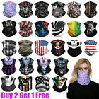 Kyпить Unisex UV Protection Tube Mask Washable Face Cover Neck Gaitor Outdoor Sports на еВаy.соm