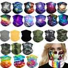 Kyпить UV Protection Tube Mask Washable Face Cover Neck Gaiter Outdoor Sports Unisex на еВаy.соm
