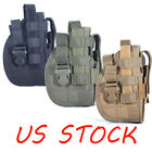 Camouflage Tactical Gun Holster Waist Belt Pistol Holster for Shooters US Stock