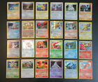 Pokemon Cards - Vintage Expansions Rare Only Excellent to Near-Mint