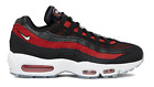 Nike Air Max 95 Essential Black Red Trainers