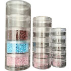 Diy Jewelry Parts Storage Packaging Bottle Beads Organizer Box Cases Container