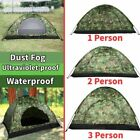 2-4 Person Outdoor Camping Family Pop Up Tent Portable Waterproof Canopy Hiking