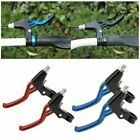 1 Pair Lightweight Bike Brake Lever Handle Mountain MTB Cycling Brake Levers US