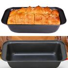 Rectangle Loaf Pan Toast Bread Cake Mold Carbon Steel Loaf Pastry Baking Mold