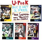 2020 Panini Score Nfl Cards Base Singles Ships Free, Buy 2 Get 2 Free 1 Of 3