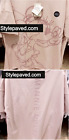 MINNIE MOUSE T Shirt Womens Tee Top Primark Dinsey Pink