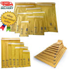 AROFOL GENUINE GOLD BUBBLE PADDED ENVELOPES MAILING JIFFY BAGS *ALL SIZES* - UK