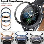 For Samsung Galaxy Watch 3 45mm / 41mm Ring Bezel Frame Cover Case Protector