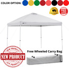 Instant Canopy Tent, 10x10 Square Pop Up Sun Shelter Outdoor Gazebo Event Party