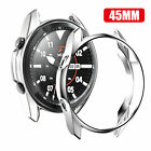 For Samsung Galaxy Watch 3 41mm 45mm Watch Soft TPU Protective Case Cover Frame